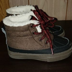 Snow boots for baby